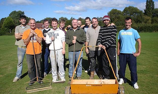 Caldy Cricket Club