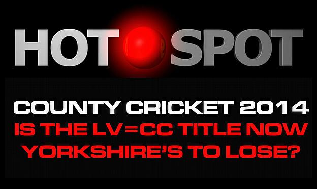 Hot Spot - Yorkshire's Title To Lose?