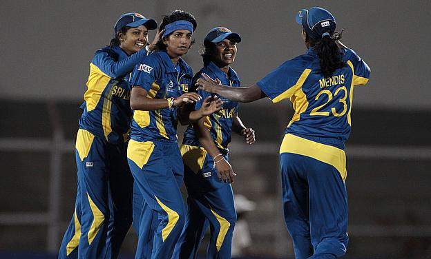 SA Women in Sri Lanka 2014