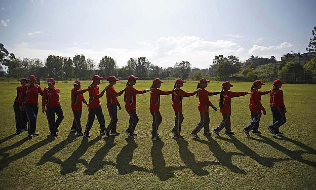 Gallery: Blind Cricket In Nepal