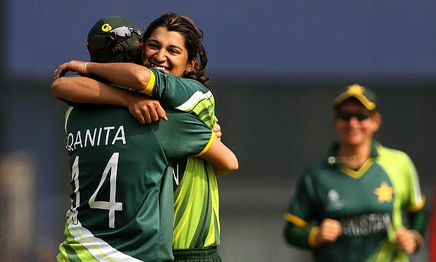 Pakistan Women take on Sri Lanka Women in the UAE