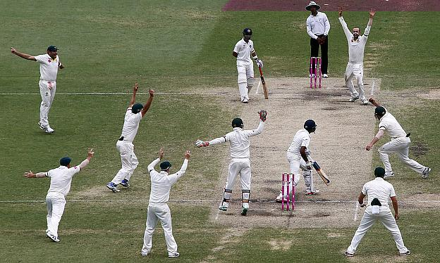 There was plenty of drama throughout the series - as captured here in Sydney - but how well did India really do?