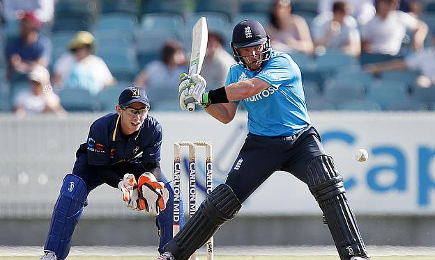 Ian Bell hits out against the PM's XI