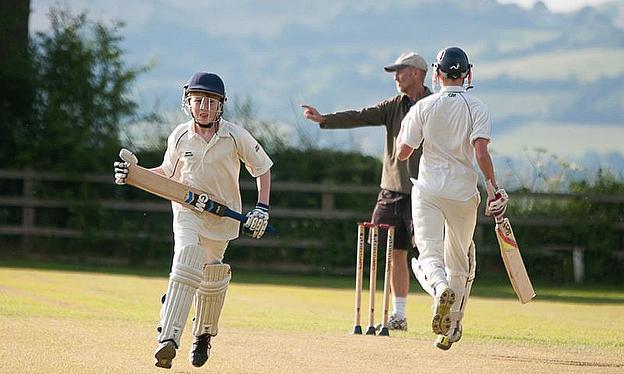 Bishops Castle Cricket Club