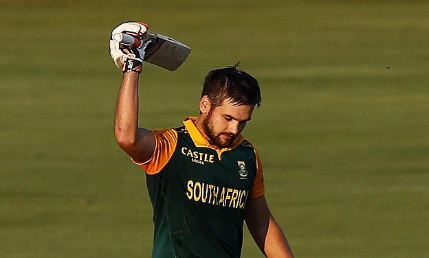 South Africa Bag ODI Series As Amla, Rossouw Script Massive Win