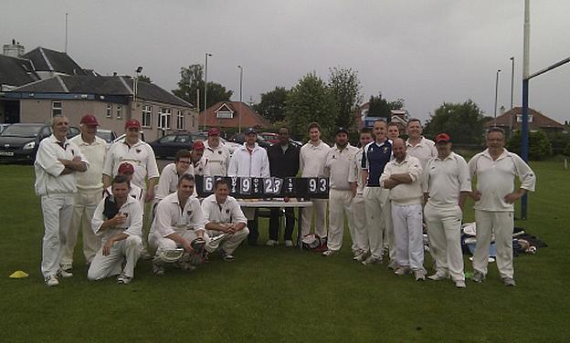 Torrance Cricket Club