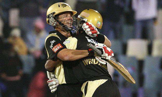 Kolkata Knight Riders And Mumbai Indians Kick Start IPL 2015