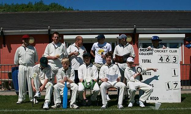 Sherwood Colliery Cricket Club