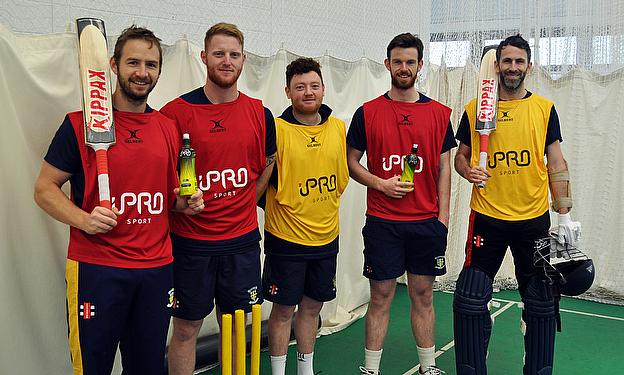 Durham have become the first county to work with isotonic sports drink iPro Sport