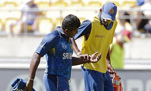 Angelo Mathews, Rangana Herath Set For Quarter-Final Return