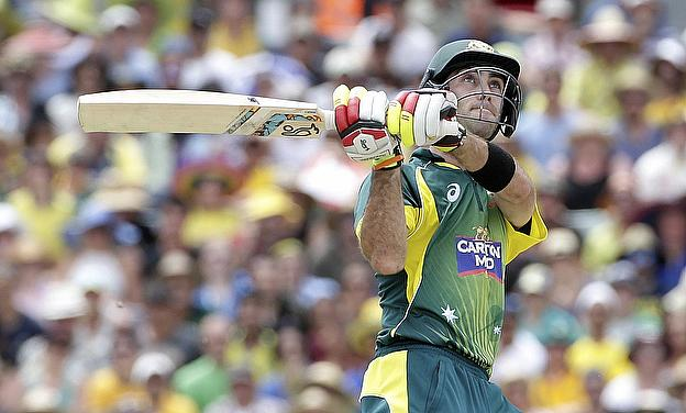 Australian all-rounder Glenn Maxwell wants a fast pitch at the SCG for the semi-final against India on Thursday.