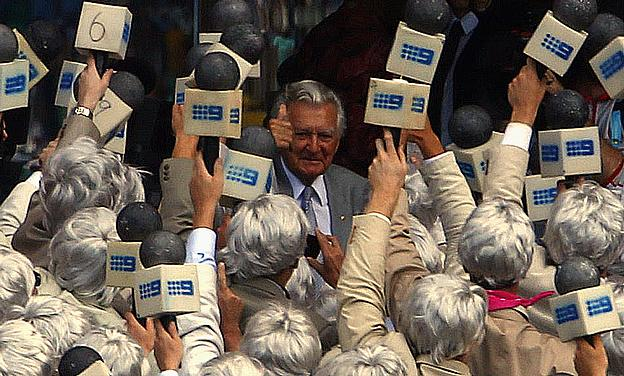 Richie Benaud Was A Legend - ICC