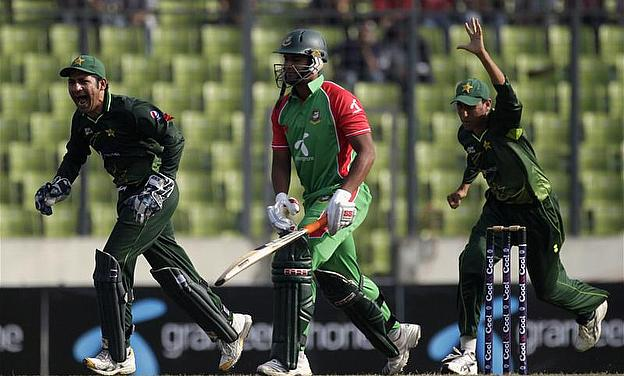 Pakistan tour of Bangladesh