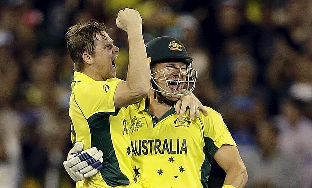 Steve Smith On Par With AB de Villiers - Shane Watson