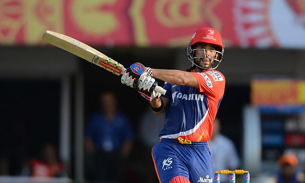 JP Duminy scored 54 with the bat and backed it up with a four-wicket haul as Delhi Daredevils defeated Sunrisers Hyderabad by four runs.
