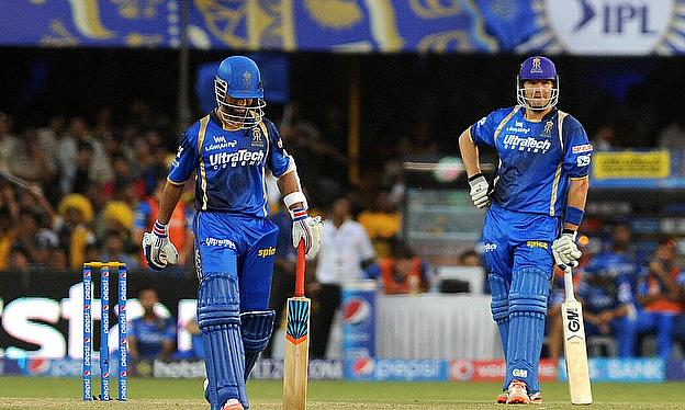 Rajasthan Royals remain the team to beat at the top of the table