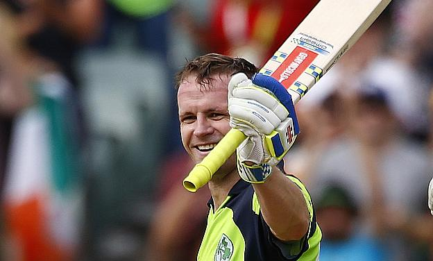 William Porterfield To Lead Ireland For Royal London ODI