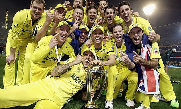 Australia Continue To Dominate ODI Rankings