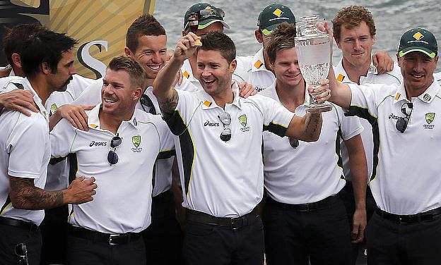 Australia hold The Ashes aftera  5-0 win on home soil in 2013/14