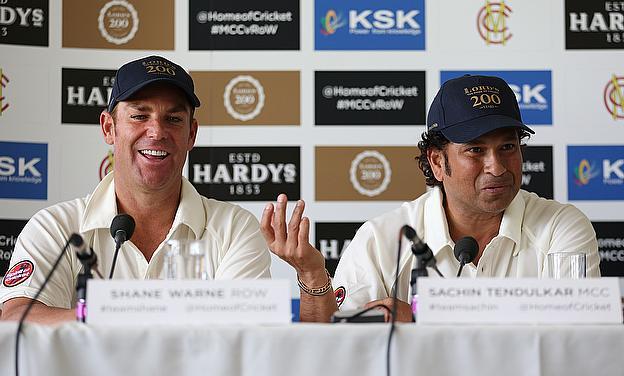 Shane Warne, Sachin Tendulkar To Form Twenty20 All Star League