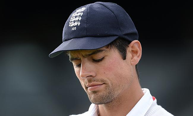 Alastair Cook Rues Wasted Opportunity