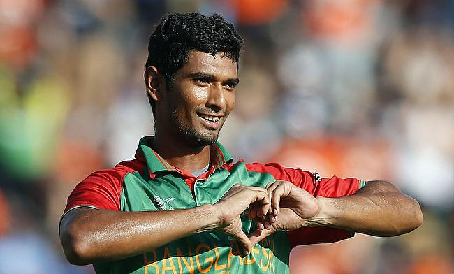 Mahmudullah ruled out of India series