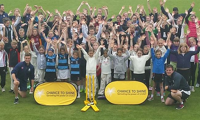 More than 80 youngsters attended the day in Bristol