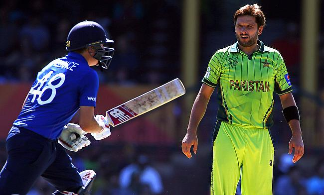 England have home advantage in Ashes - Shahid Afridi