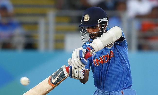 Ajinkya Rahane to lead India against Zimbabwe