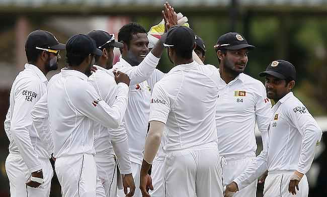 Sri Lanka cops fine for slow over-rate in the second Test