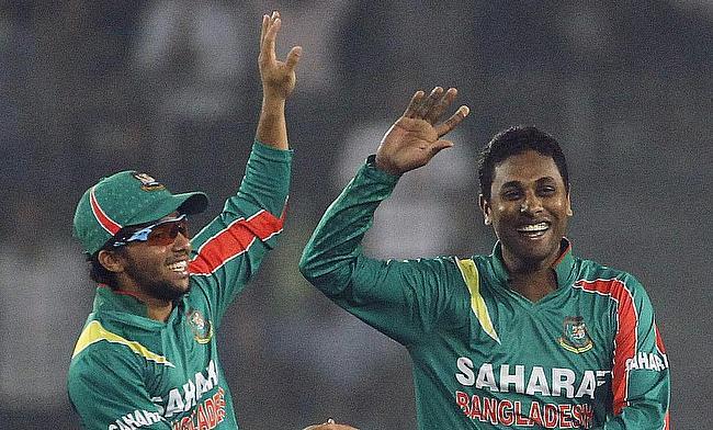 Sohag Gazi included in Bangladesh T20 squad