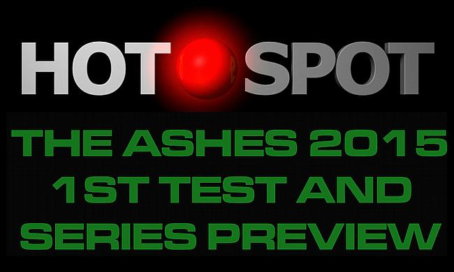 Hot Spot - The Ashes 2015 preview - Cricket World TV