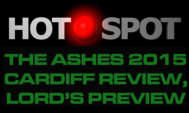Hot Spot - The Ashes
