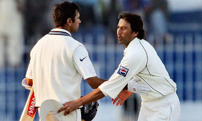 Dravid's advice helped me - Younis Khan