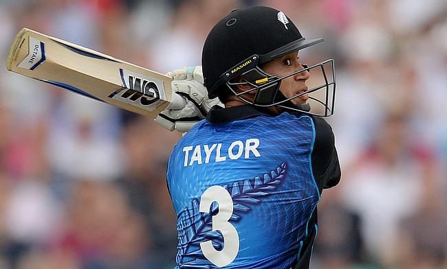 Ross Taylor aims for a return in Australian series