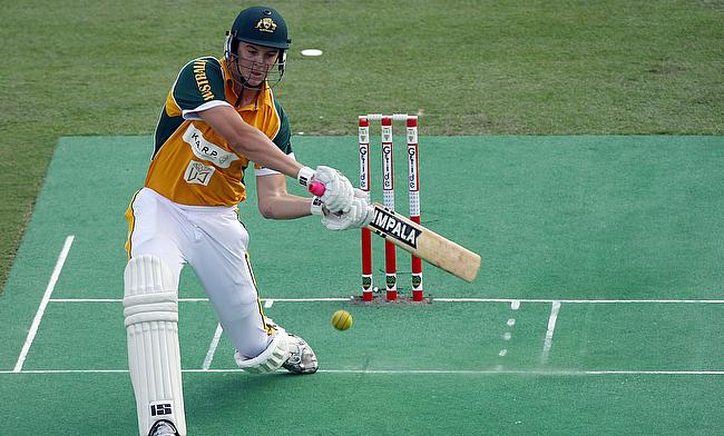 Marcus Stoinis all set to make his debut