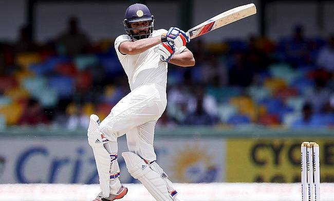 Rohit Sharma says he will continue to play an attacking game in Test cricket