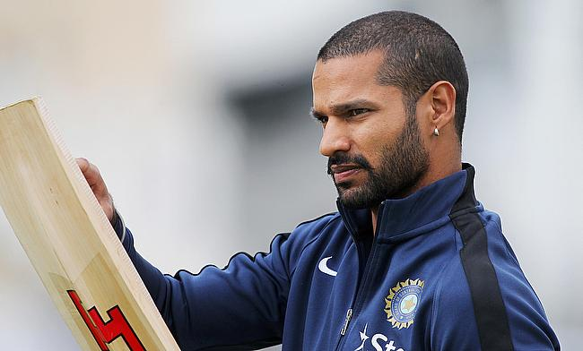 Shikhar Dhawan named India A captain