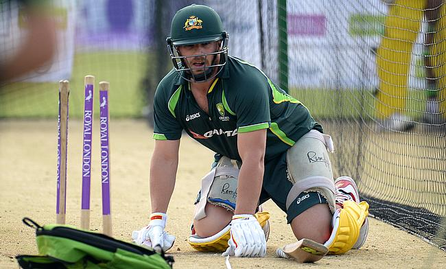 Aaron Finch keen to earn the baggy green