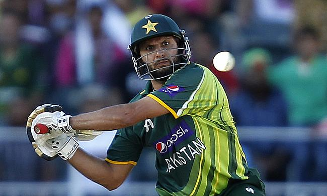 Worried about my form - Shahid Afridi