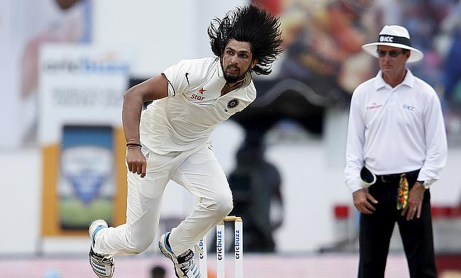 Aggression should be with approach not words - Ishant Sharma