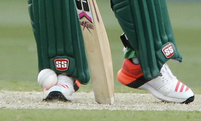 Taking care of your feet is hugely important for cricketers - whatever level you play at