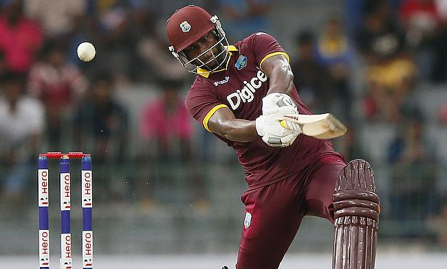 Johnson Charles' knock of 83 in the second ODI against Sri Lanka in Colombo went in vain.
