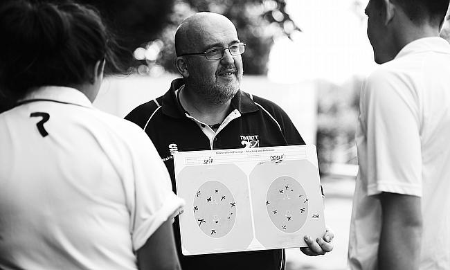 One-to-one coaching delivered by Twenty20 Community Cricket