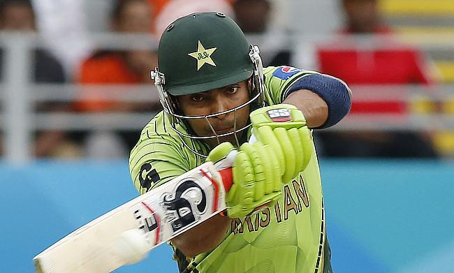 Umar Akmal returns to Pakistan T20I squad