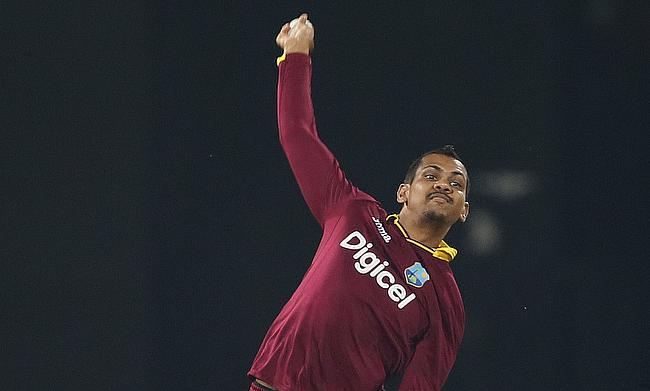 Sunil Narine was the leading wicket taker for West Indies in the recently concluded ODI series against Sri Lanka.