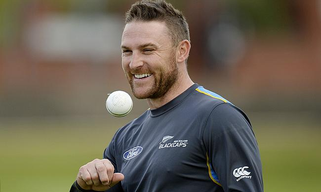 Middlesex signs Brendon McCullum