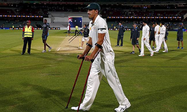 Mitchell Starc unlikely to participate in World Twenty20