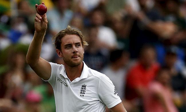 Cricket World Player of the Week - Stuart Broad