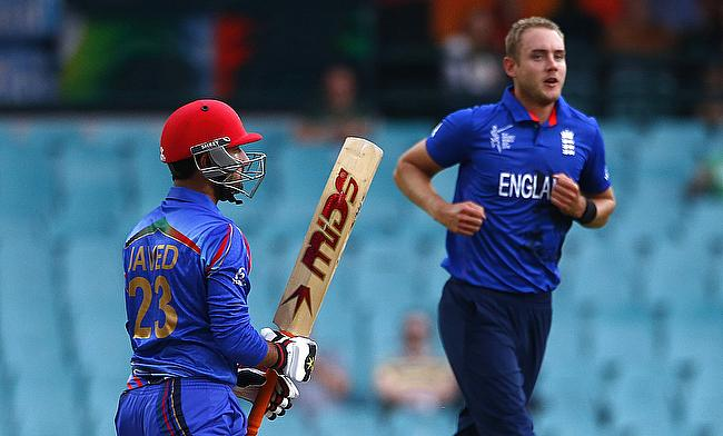 Stuart Broad replaces Liam Plunkett in England ODI squad